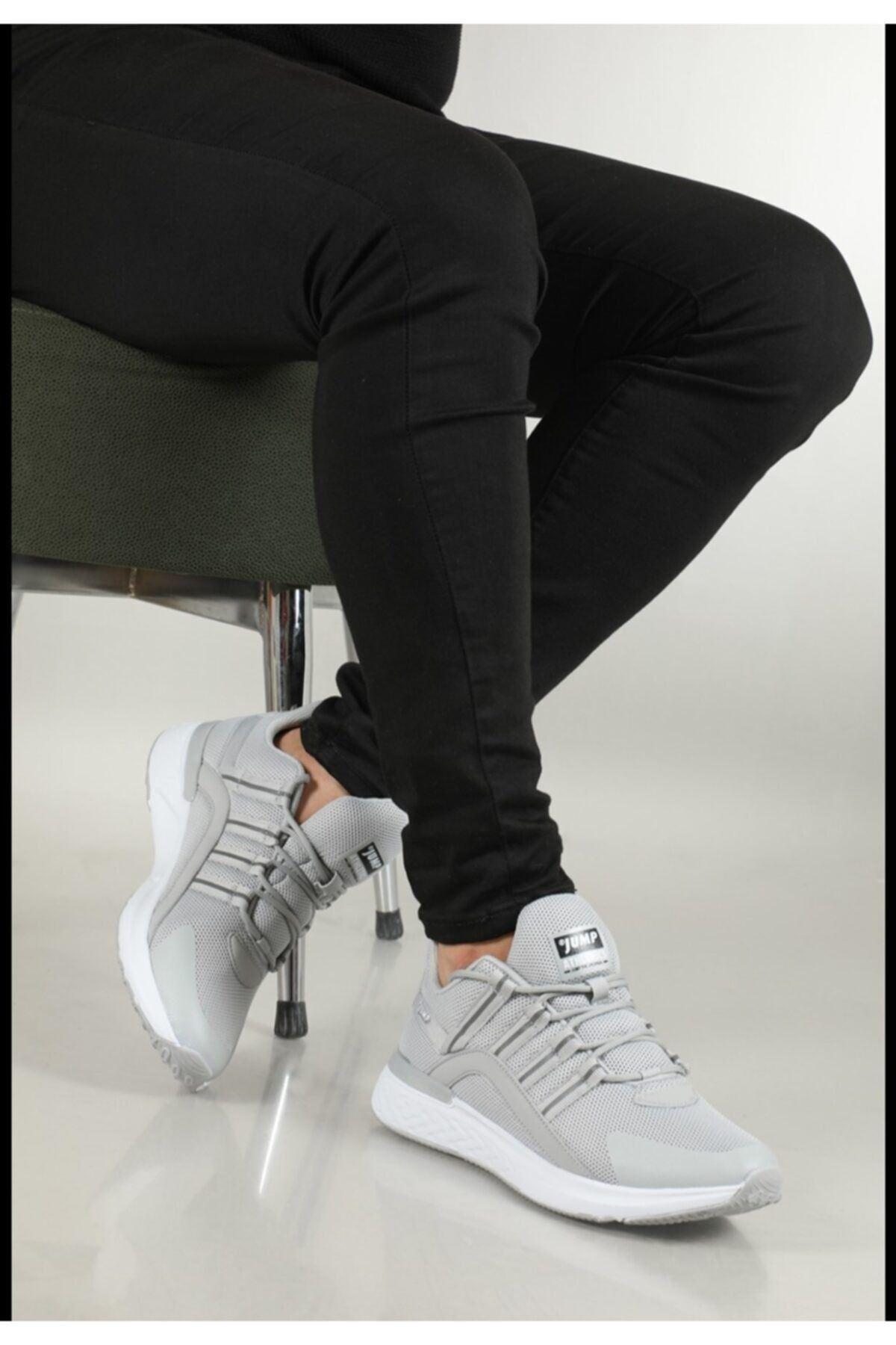 Jump 26483 Erkek Spor Ayakkabı GRİ